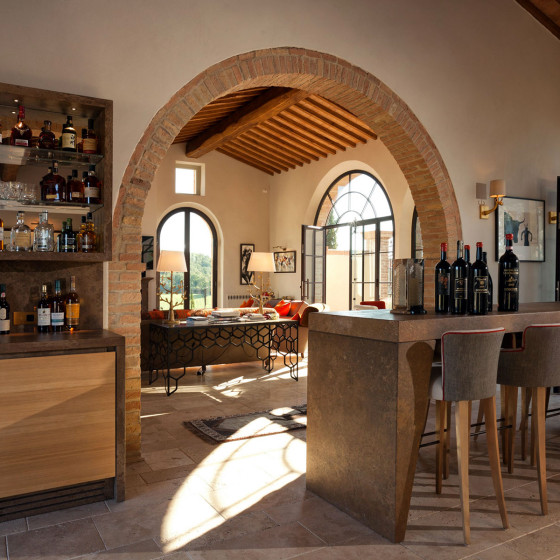 Villa San Luigi: ENTERTAINING
