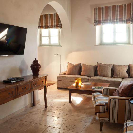 Living • Villa San Luigi