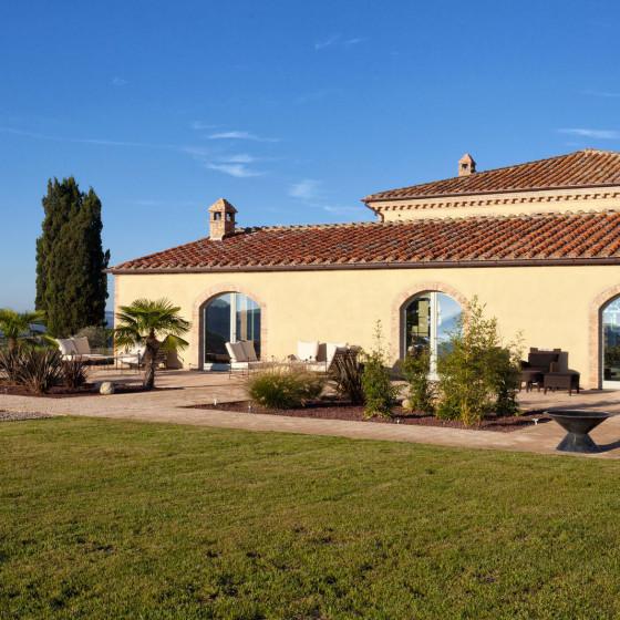 Villa San Luigi: The Gardens