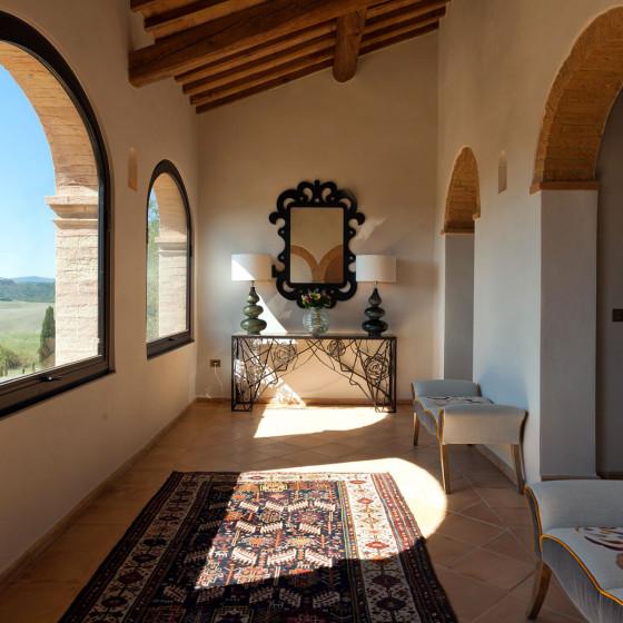 Villa San Luigi: LIVING
