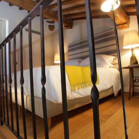 Villa San Luigi rooms: MEZZANINO
