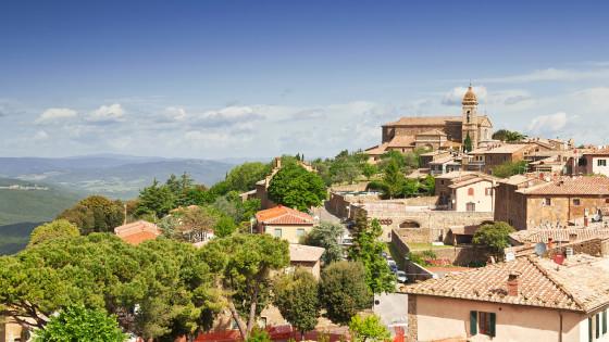 Luxury Country Estate Montalcino