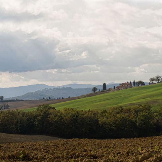 Villa San Luigi: PANORAMA