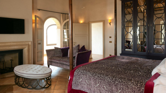 Villa San Luigi rooms: VENEZIA