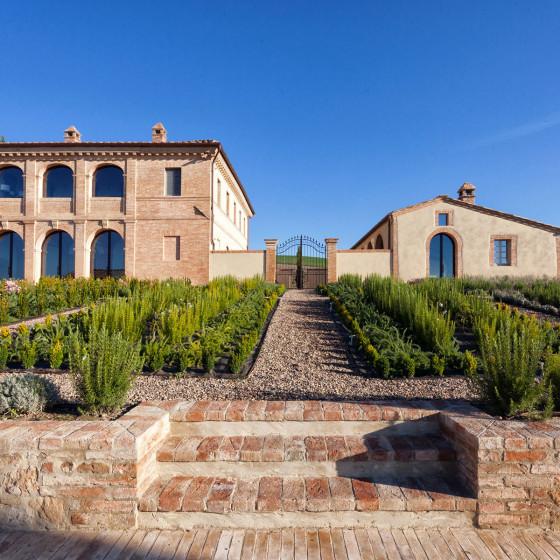 Villa San Luigi: THE VILLA